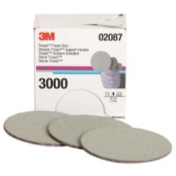 3M Trizact Hookit Foam Discs, 3