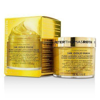 PETER THOMAS ROTH 24K Gold Mask Pure Luxury Lift & Firm - 150 ml/5 oz