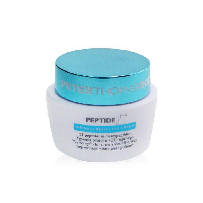 PETER THOMAS ROTH Peptide 21 Wrinkle Resist Eye Cream-15ml/0.5oz