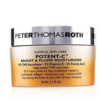 PETER THOMAS ROTH Potent-C Bright & Plump Moisturizer - 50ml/1.7oz