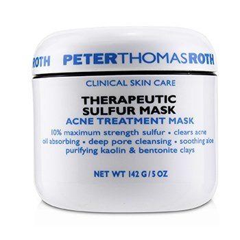 PETER THOMAS ROTH Therapeutic Sulfur Masque Acne Treatment - 149g/5oz