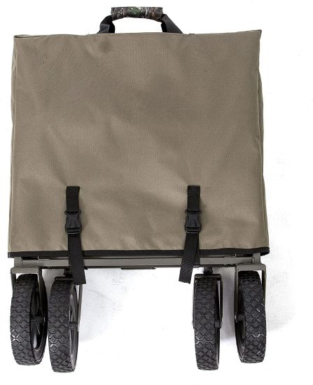 dropship MAC SPORTS Camouflage Utility Folding Wagon