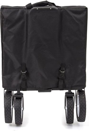 dropship Mac Sports Mac Wagon (WTC-145) Black