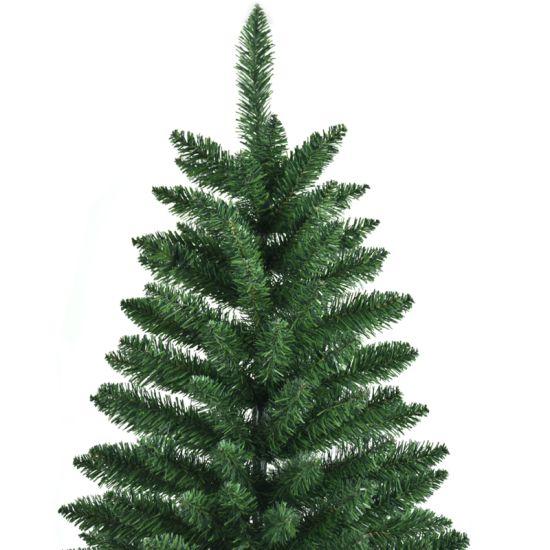 dropship 7.5ft Pointed PVC Pen Holder Christmas Tree  YJ